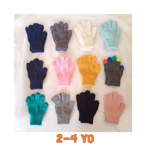 Foto Produk Sarung tangan premium anak 2-4 tahun (gloves batita) dari Kaki Imut