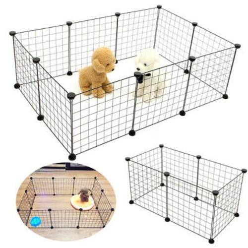 Foto Produk Kandang pagar simple untuk anjing kecil, kucing kecil, kelinci dari My puppy