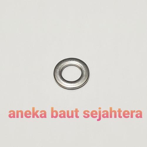 Foto Produk Ring Plat M6 Stainless - Standar dari ANEKA BAUT SEJAHTERA