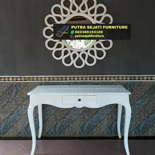 Foto Produk meja rias duco minimalis dari Putra Sejati Furniture