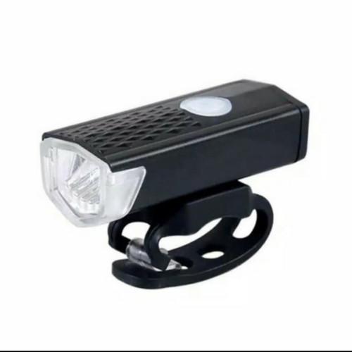 Foto Produk lampu sepeda depan LED usb dari BUNDA AISWA
