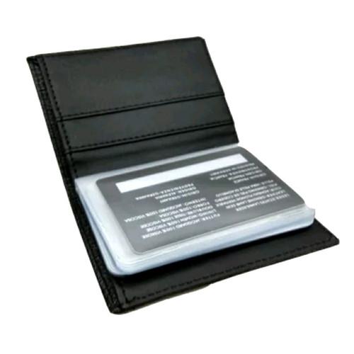 Foto Produk Dompet kartu card holder murah meriah - Hitam dari TDM SHOP