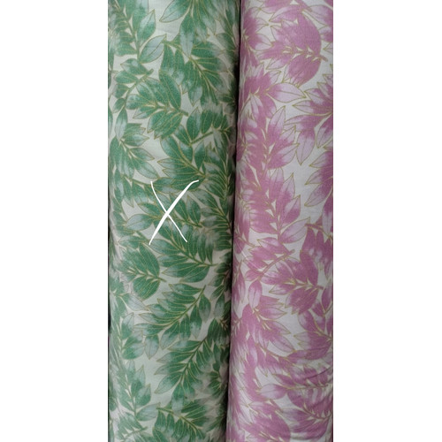 Foto Produk Kain katun jepang ori tokai senko motif daun dari Klarisma Textile