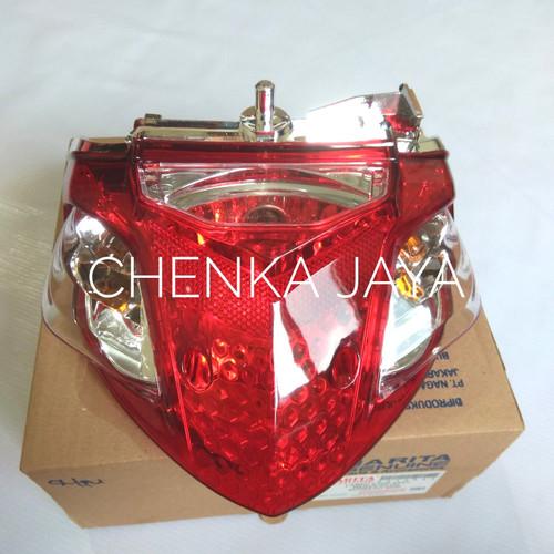 Foto Produk stoplamp lampu stop belakang supra fit new. fit x 2005_2006 dari Chenka Jaya