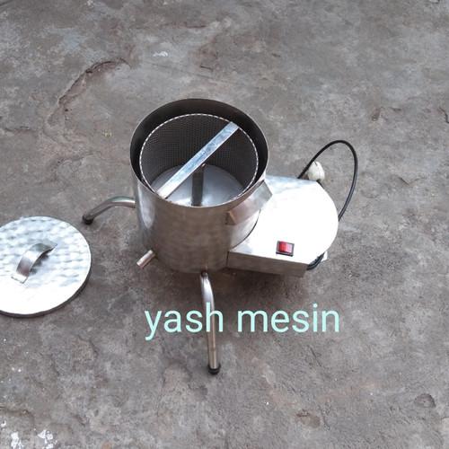 Foto Produk mesin spinner peniris minyak keripik abon bawang dari yash mesin