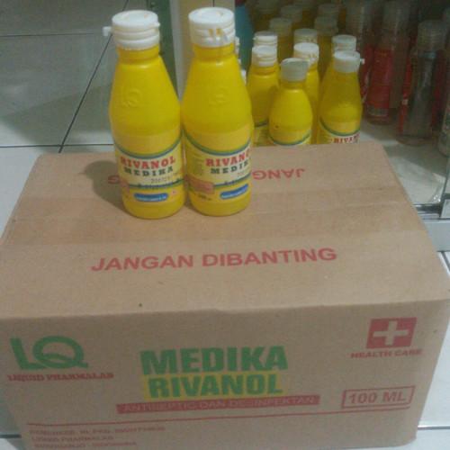 Foto Produk revanol medika 100ml dari HILARIA FARMA 1