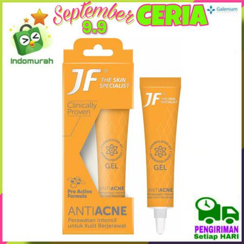 Foto Produk JF Acne Care GEL || G1055 Gel ANTI JERAWAT dari Indo Murah