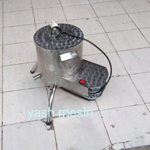 Foto Produk mesin spinner peniris minyak keripik abon bawang / makaroni mini dari yash mesin