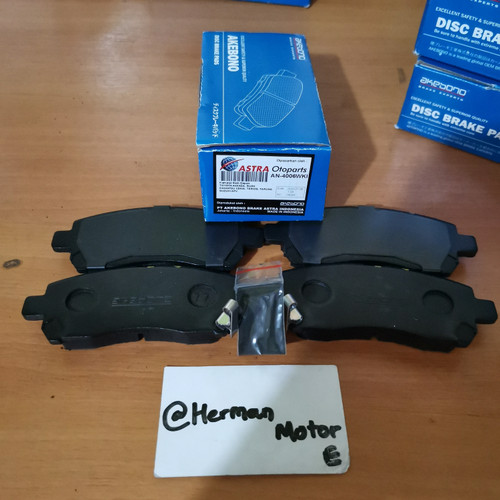 Foto Produk Kampas Rem depan brake Pad Akebono Avanza rush xenia terios taruna Apv dari Herman_motorengineer