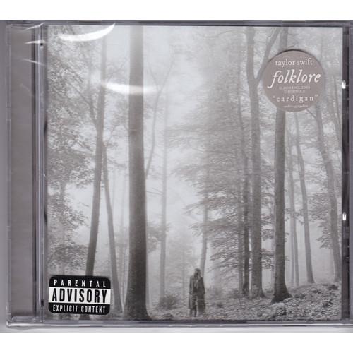 Foto Produk CD Taylor Swift - Folklore Import dari web komputindo