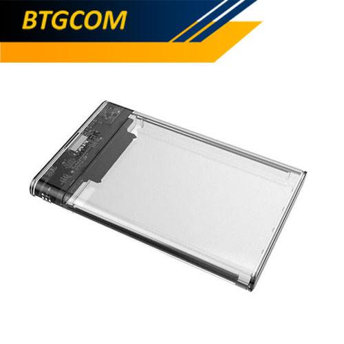 Foto Produk Unitek S1103A 2.5 Inch USB 3.1/3.0 Harddisk HDD Enclosure Casing Case dari BTGCOM