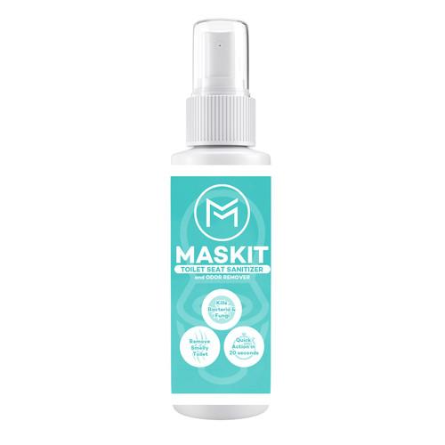 Foto Produk Toilet Seat Sanitizer Spray dan Anti Bau Toilet dari Maskit Store