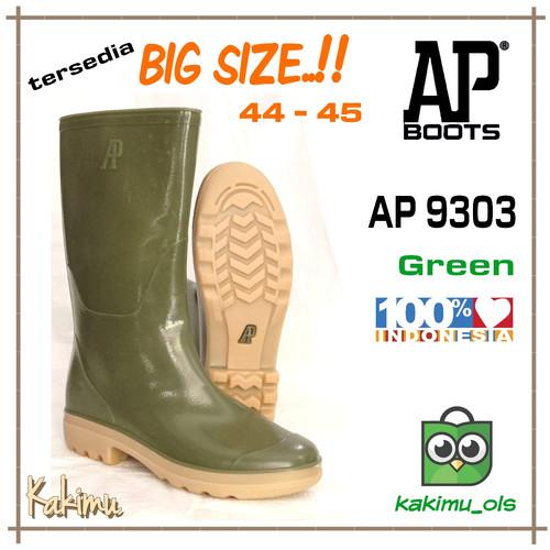 Foto Produk SEPATU AP BOOT AP BOOTS 9303 GREEN dari kakimu_ols