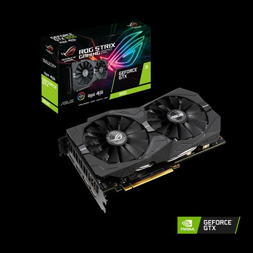 Foto Produk ASUS ROG STRIX GTX 1650 ADVANCED 4GB GAMING dari Digital System