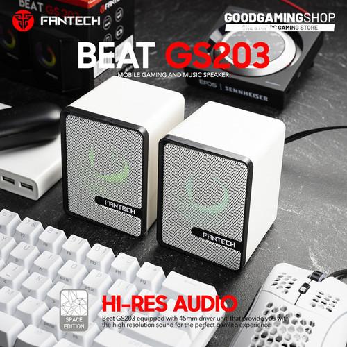 Foto Produk Fantech Beat GS203 - Gaming Speaker - Hitam dari Goodgamingshop