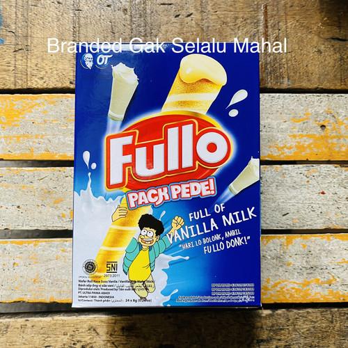 Foto Produk Fullo Pack Pede Choco Vanilla Coklat Vanilla isi 24 Batang dari branded gak selalu mahal