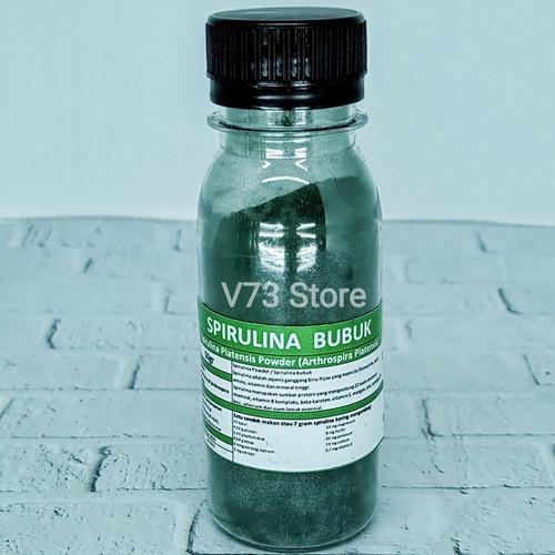 Foto Produk Spirulina Powder/bubuk repack original 50Gram dari V73 Store