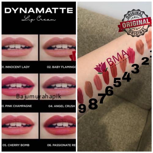 Foto Produk Salsa Dynamatte Lip Cream/lipcream salsa dynamatte - Nmr Tiga dari qweena cream
