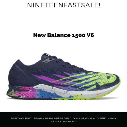 Sepatu Lari New Balance 1500 V6 Marathon Original Running Bnib