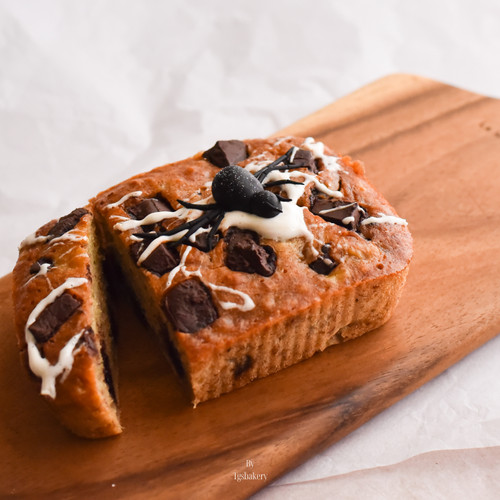 Foto Produk Araneae bread - Banana bread dari The Golden Spatula