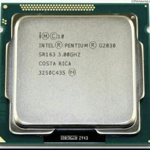 Foto Produk PROCESSOR INTEL G2030 TRAY SOCKET 1155 dari iconcomp