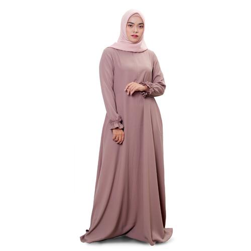 Foto Produk Zoya Leova Dress 1 Brown - S dari Zoya