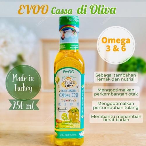 Foto Produk casa di oliva extra virgin olive oil for kids 250ml dari brownie baby shop