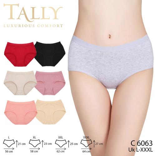 Foto Produk TALLY 6063 Celana Dalam Polos bahan Modal - L dari Tally Official Store