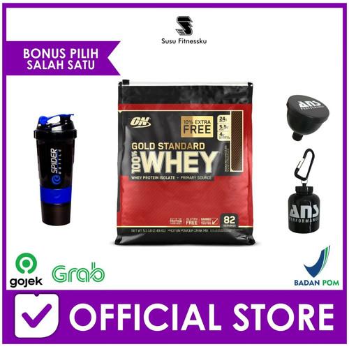 Foto Produk ON Whey Gold 5,5 Lb dari Susu fitnessku