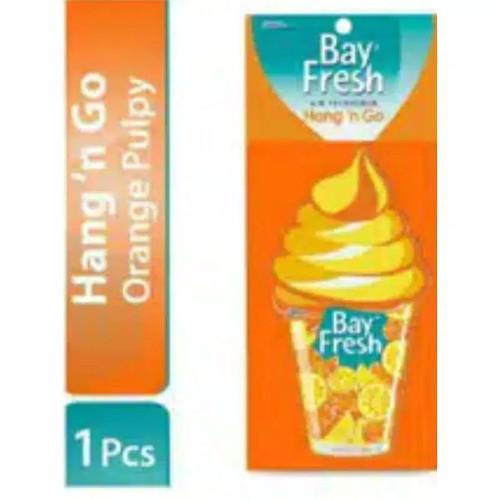 Foto Produk BAYFRESH Hang 'n Go Pengharum mobil/ruangan - Orange Pulpy dari Ummuafrihah