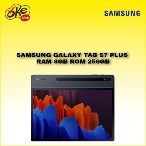 Foto Produk Samsung Galaxy TAB S7 PLUS (8/256GB) - Black dari OKESHOP