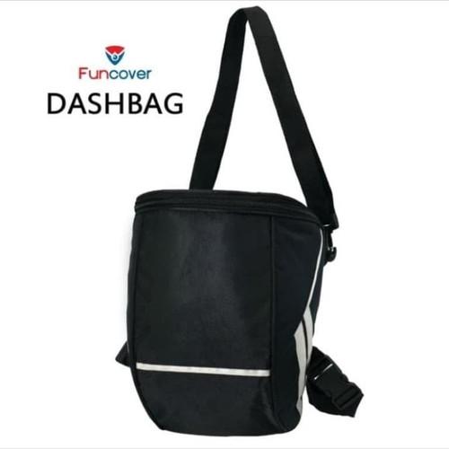 Foto Produk Tas Box Motor Dashbag Tankbag Tas HP GPS Slempang Slingbag - DASH BAG - Abu-abu dari herman-shop