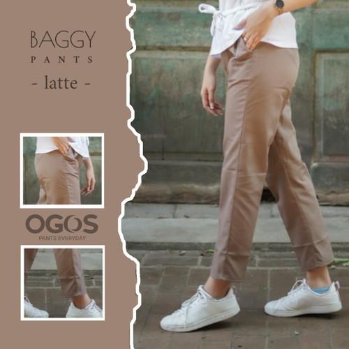 Foto Produk Ogos pants celana wanita murah - S, milo dari sekala_id