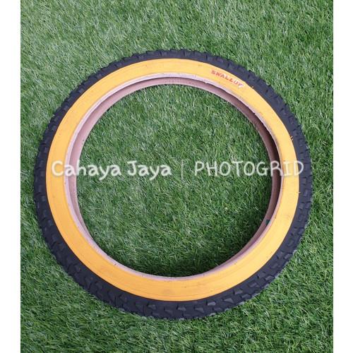 Foto Produk Ban Luar Sepeda Ukuran 16 x 2.125 Swallow KCH dari Toko Sepeda Cahaya Jaya
