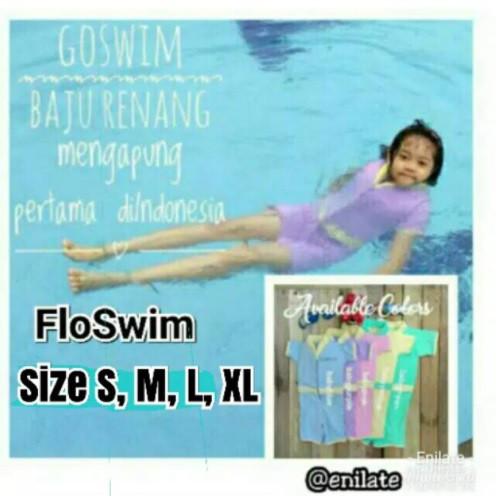 Foto Produk Cuddle Me GoSwim | Floswim Baju Renang Anak Bisa Mengapung - S, Ungu dari Enilate