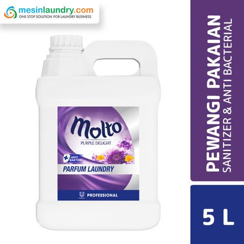 Foto Produk Molto Professional Perfume Purple Delight 5 L dari Mesinlaundry