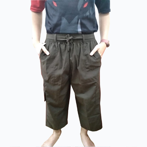 Foto Produk JB POLOS CELANA Celana Sirwal polos Pria Premium - COKELAT MUDA dari kayser official