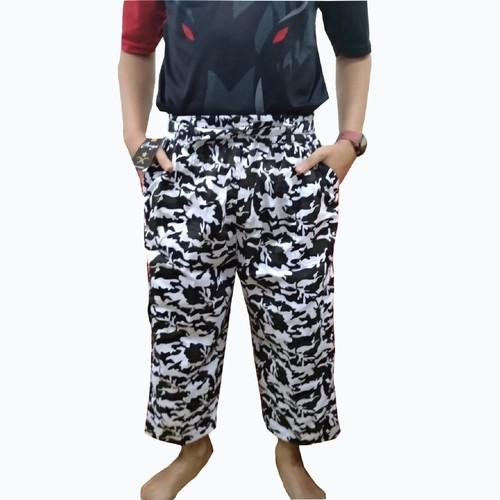 Foto Produk KAYSER JB LORENG CELANA Celana Sirwal Loreng Pria Premium - ARMY PUTIH dari kayser official