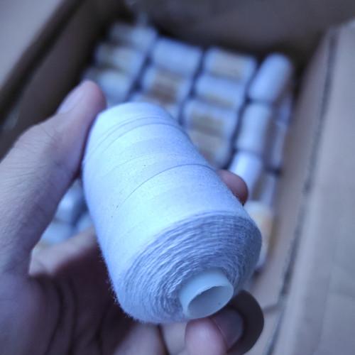 Foto Produk Benang Jahit 100% Polyester No. 45/3 = 1000 Yds dari Arashiyoru Shop