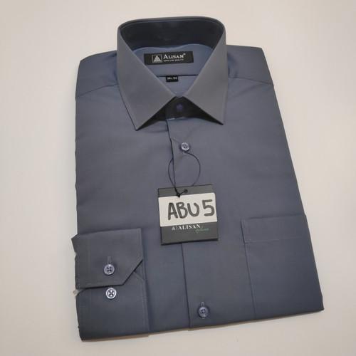 Foto Produk kemeja ALISAN panjang warna ABU5 REGULER FIT - M dari harden