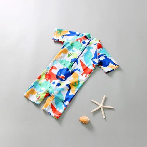 Foto Produk SANSTATION Baju renang anak lengan pendek pakaian renang anak laki-lak - M dari sanstation