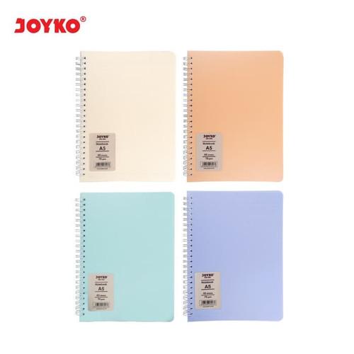 Foto Produk Ruled Notebook Diary Agenda Buku Catatan Bergaris Joyko NB-680 60 hal dari -SPECIALIST STORE-