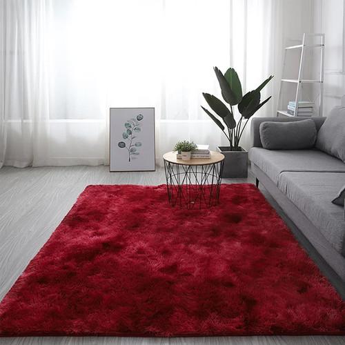 Foto Produk Karpet Bulu Lembut 150*100 Tebel 5cm dari Luzzy Distibutor Karpet