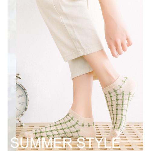 Foto Produk KK39 Kaos Kaki Wanita Korea Lovely Summer Style Women Socks dari EnnWen Online Store
