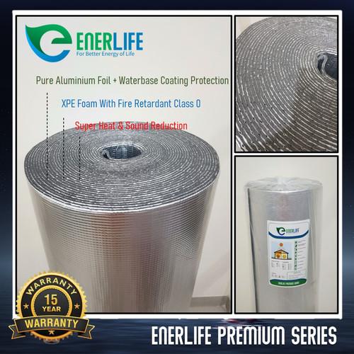 Foto Produk Aluminium Foil Atap - Aluminium Foam / Busa 5mm Double EnerLife P-5A2 dari Energy Life Indonesia