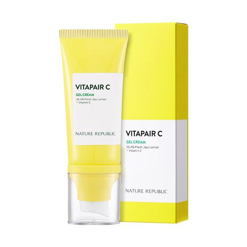 Foto Produk NATURE REPUBLIC Vitapair C Gel Cream dari NATURE REPUBLIC OFFICIAL