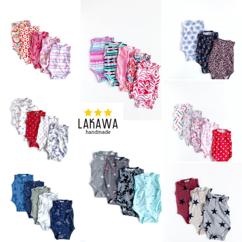 Foto Produk Jumper bayi motif lakawa dari Lakawa Collection