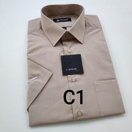 Foto Produk kemeja ALISAN pendek warna C1 REGULER FIT - S dari harden
