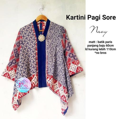 Foto Produk blouse wanita kartini premium batik dari Jivan Batik