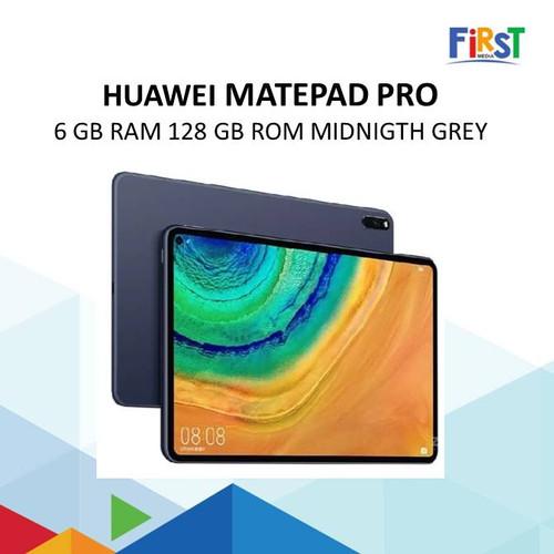 Foto Produk Huawei MatePad Pro 6 GB RAM 128 GB ROM Midnight Grey Tablet dari First Media Store